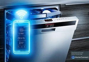 Wi fi ready Dishwashers