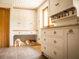 Dog Friendly Kitchen 12