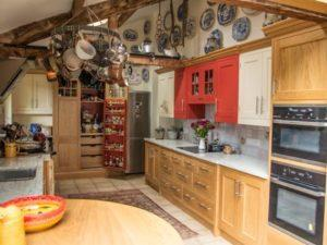 Eclectic Kitchen 2
