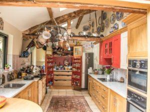 Eclectic Kitchen 5