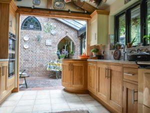 Eclectic Kitchen 7