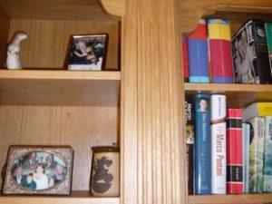Classic Oak Bookcase 4