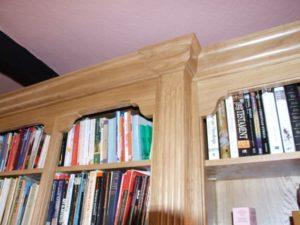 Classic oak Bookcase 3