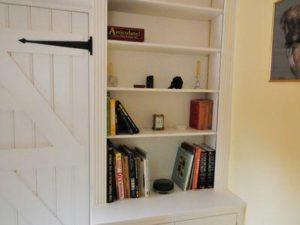 Hand Painted Bookcase 2