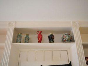 Hand Painted Bookcase 3
