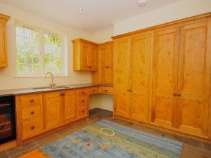 Country House Utility Full Height Cupboards