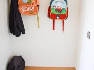 Modern Family Utility Hat Bag Shelf Coat Peg Boot Bench