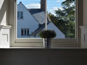 Bathroom Panelling Window Seat